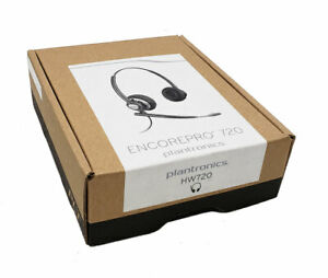 Plantronics-HW720-EncorePro-Headset-78714-101-Brand-New-2-Year-Warranty