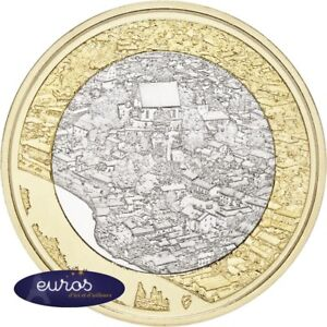 5-euros-commemorative-FINLANDE-2018-Porvoonjoki-River-Valley-8-9-UNC