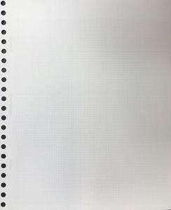 50-X-quadrilled-Prestige-Alfa-principales-paginas-con-22-agujeros