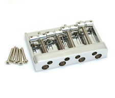 Heavy Duty Chrome Cast Bass Bridge for Fender Precision/P/Jazz Bass®