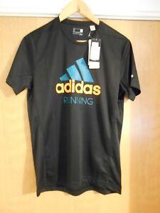 Adidas Running T-shirt Acheté Pour 24.99 £-afficher Le Titre D'origine Bas Prix
