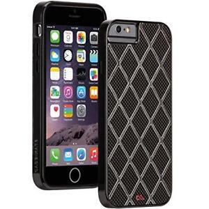 Case-Mate-Carbon-Alloy-Case-Cover-pour-iPhone-6-6S-iPhone-7-8-Noir-Gris