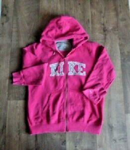 Assorbire è inutile crema  Nike Felpa cappuccio donna rosa con scritta grande in rilievo grigia taglia  XL   eBay