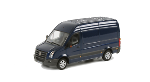 WSI 04-1029 VW CRAFTER - blueE 1 50 SCALE