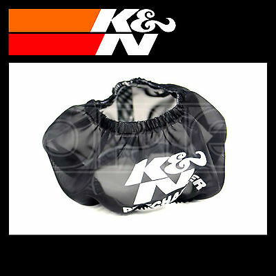 RU-3480PK K/&N Air Filter Wrap PRECHARGER KN Accessories CUSTOM BLK UNIVERSAL
