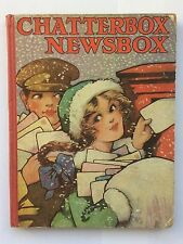Chatterbox Newsbox -  Wells Gardner, Darton & Co - Undated - ~1920