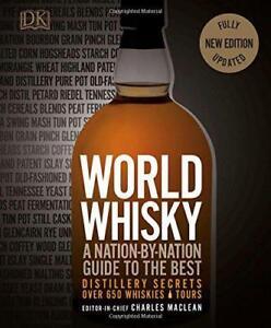 Details Sur Monde Whisky Par Dk Neuf Livre Gratuit Couverture Rigide