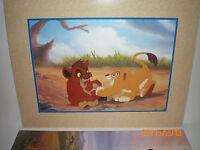 Disney Lithograph Lion King 2 Simba's Pride