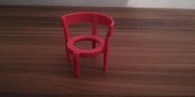 weiß Gartenstuhl Stuhl Terrasse Balkon Playmobil aus Ferienhaus 4857