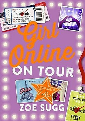 Girl Online 2: On Tour by Zoe Sugg (aka Zoella) (Hardback) Youtube