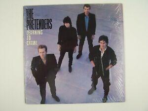 The Pretenders - Learning To Crawl Vinyl LP Record Albu