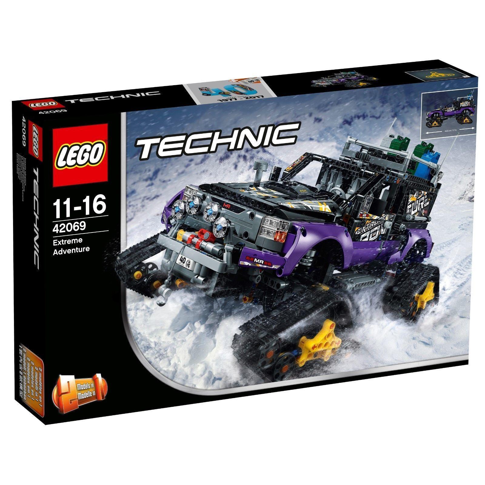 LEGO TECHNIC 42069 AVVENTURA ESTREMA VEICOLO FUORISTRADA    NUOVO