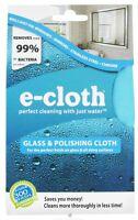 E-cloth Glass & Polishing Cloth - Perfect Finish On Glass & All Shiny Surfaces