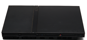 PlayStation-2-PS2-Slim-Launch-Edition-Charcoal-Black-Console-SCPH-75001CB