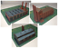 Industrial Buildings Scenery 3 off 10mm Scale Wargaming Factories