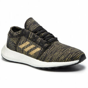 Running Shoes Shock black gold F36346
