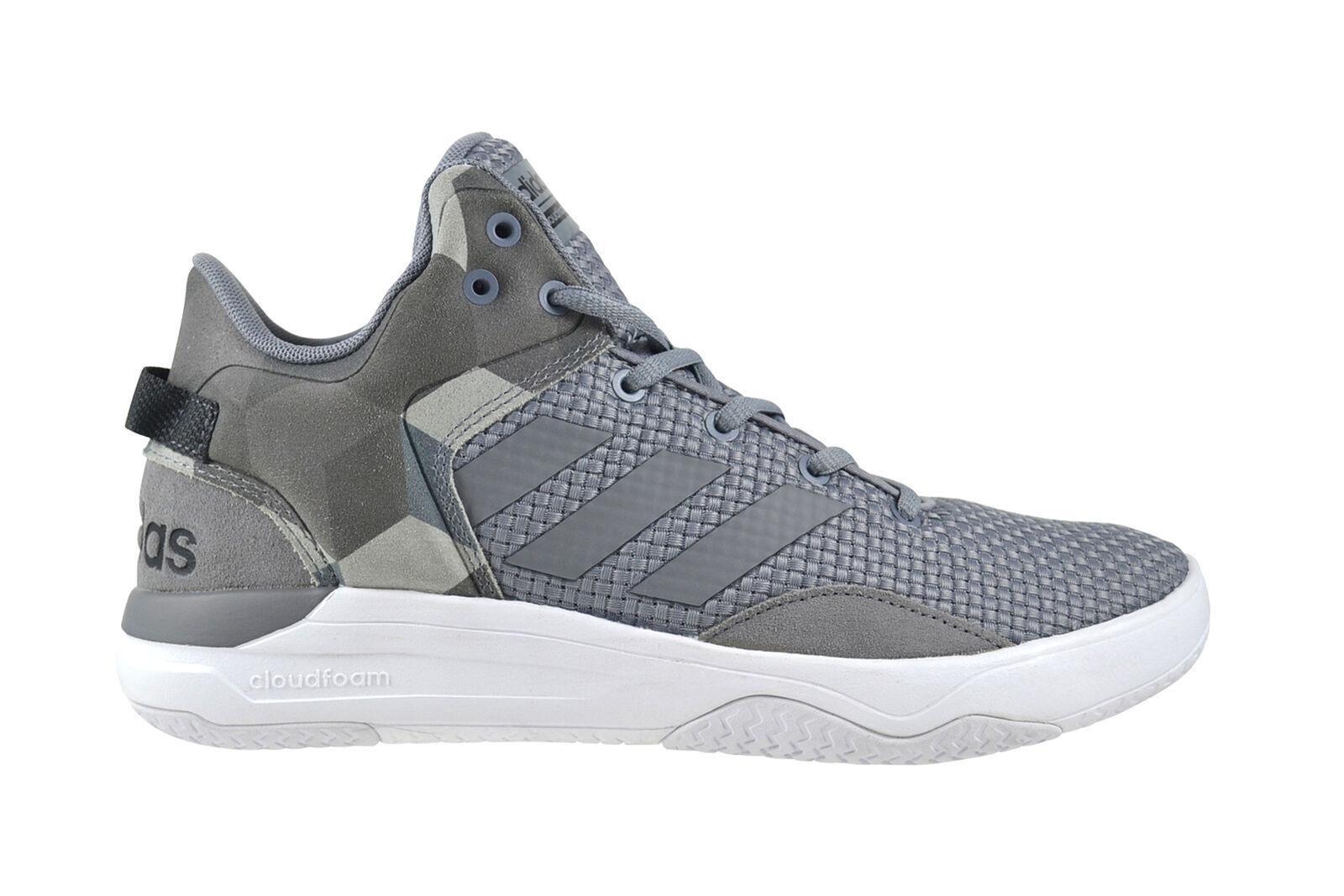 ADIDAS cloudfoam revival Mid Grey Black Scarpe Sneaker Grigio aw3950 | Diversified Nella Confezione  | Uomo/Donne Scarpa
