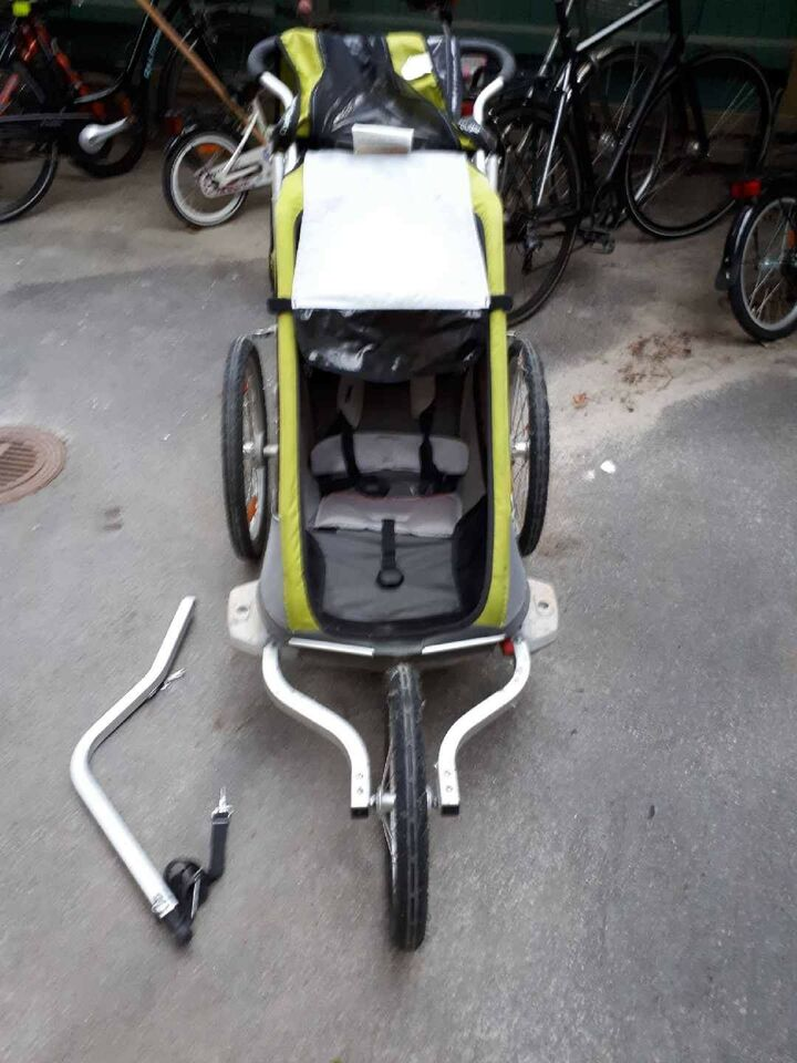 Chariot Cougar 1, Thule