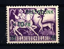 BELGIUM - BELGIO - 1944 - Pro opere antitubercolari. Leggende. Soprastampati