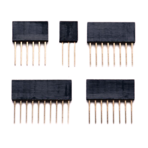 100x 10-Pin Stackable Header For Arduino R3 TI Launchpad;Stack 10P Stacking USA