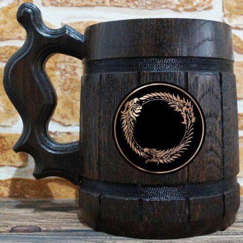 TES Geek Gift Elder Scrolls Online Gift for Him The Elder Scrolls Beer Stain