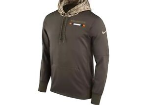 new style 10f70 a32c9 Details about Nike Salute to Service STS Hoodie DENVER BRONCOS 3XL Mens HOT  In Stock