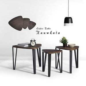 Aingoo-Set-of-3-Nesting-Tables-Coffee-Table-Set-End-Side-Tables-Wood-With-Metal
