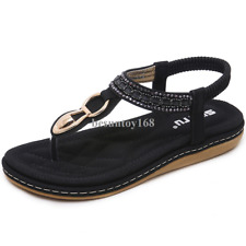 5af1c08c0079 item 2 Women s Bohemia Flip Flops Shoes Summer Beach T-Strap Flat Sandals  -Women s Bohemia Flip Flops Shoes Summer Beach T-Strap Flat Sandals