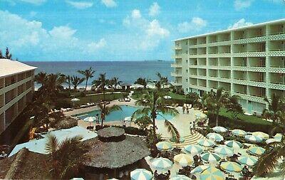 Postcard Nau Beach Hotel Bahamas Ebay