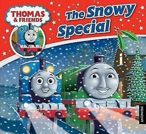 Thomas-amp-Friends-The-Snowy-Special-by-Egmont-UK-Ltd-Paperback-2008