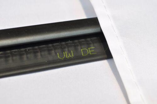 OEM VW Left VW Vanagon T3 Westfalia Camper Door Scraper Seal