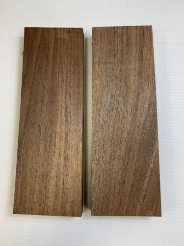 "Black Walnut Lumber 3//4/"" x 4/"" x 12/""   FREE SHIPPING!! 2 Pieces Lot"