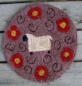 Ebay hooking rug strip