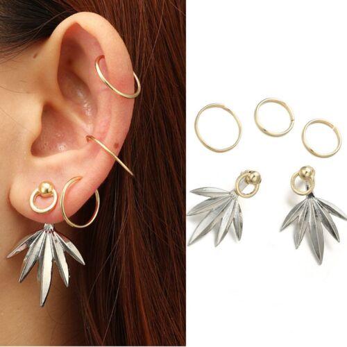 Women/'s Acrylic Drop Earring Geometric Crystal Dangle Ear Studs Jewelry Gifts