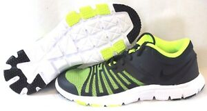 9290f04c14dea NEW Boys Kids Youth NIKE Flex Show TR 5 847473 007 Grey Volt ...