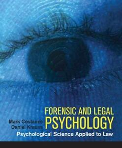 Forensic-And-Legal-Psychology-by-Costanzo