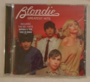 BLONDIE-Greatest-Hits-CD-ALBUM-REMASTERED