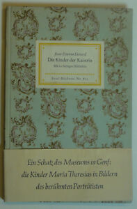 Insel- Bücherei Nr. 613 Die Kinder der Kaiserin mit Bauchbinde - Pforzheim, Deutschland - Insel- Bücherei Nr. 613 Die Kinder der Kaiserin mit Bauchbinde - Pforzheim, Deutschland