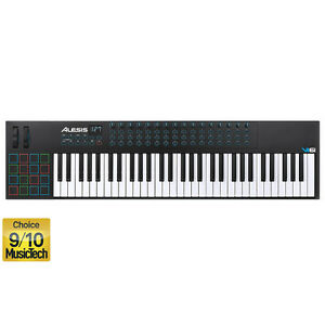 Alesis-VI61-Advanced-61-Key-USB-MIDI-Keyboard-Controller-w-Ableton-Live-Lite