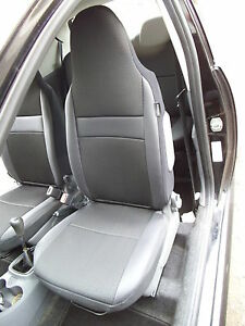 Astonishing Details About Citroen C1 Car Seat Covers Made To Measure Rack Black Leatherette Trim Theyellowbook Wood Chair Design Ideas Theyellowbookinfo