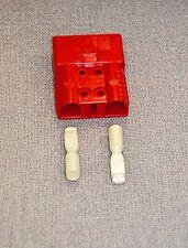 Anderson SBE 160 Un Rosso Connettore 35mm TERMINALI Jump Batteria Spina Coach Camion