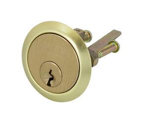 New Apex Bolton Gate Garage Door Lock Cylinder Barrel