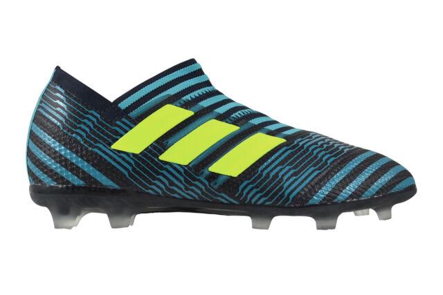 360 Agility FG legend ink yellow blue Kinder Fußballschuhe Adidas Nemeziz 17
