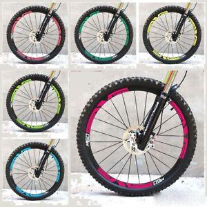 M60 Wheel Rim Stickers For Mtb Mountain Bike Bicycle