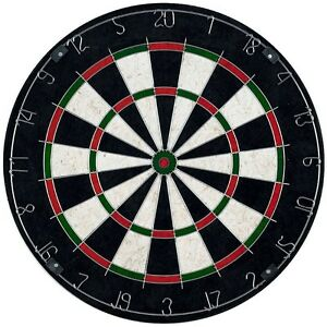 Bristle-Dart-Board-Set-with-6-Darts-and-Board-11-Lbs-Professional-Quality