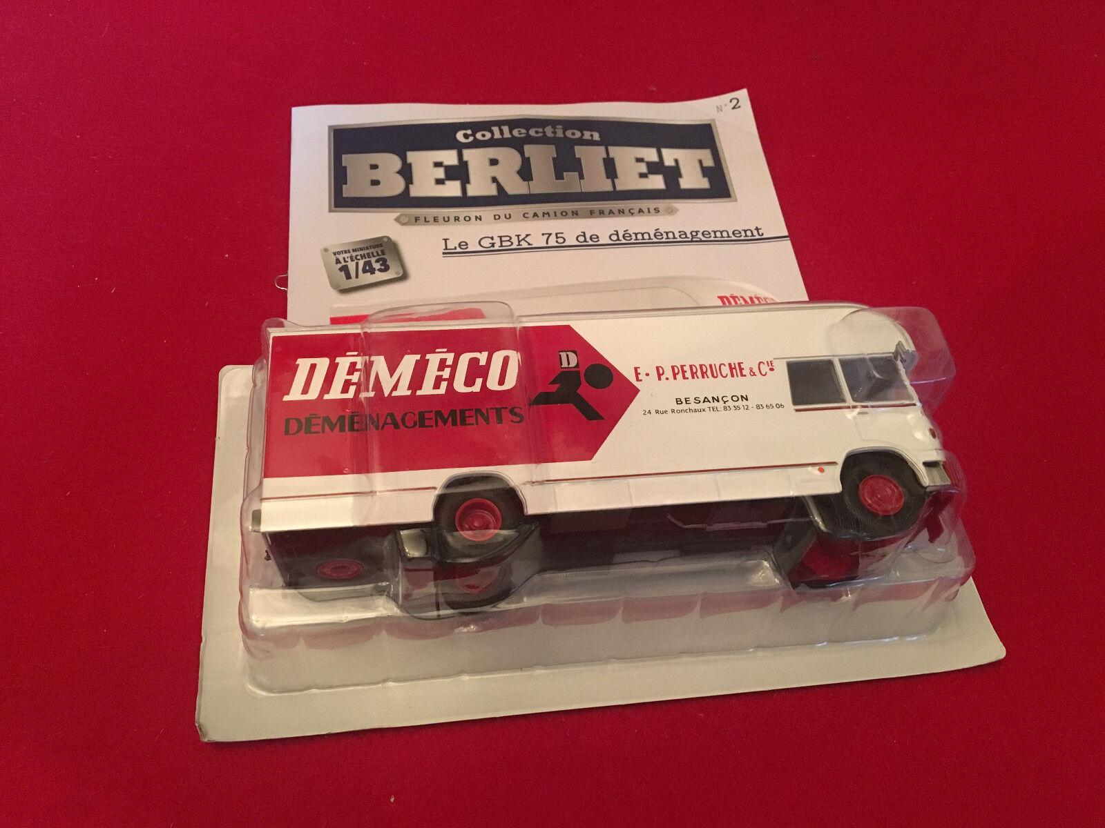 Berliet GBK 75 de déménagement 1 1 1 43 a8cf17