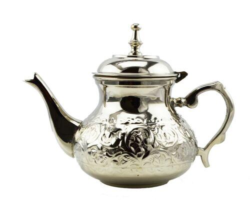 Orient Théière Couvercle 1 L teezubereitung maroco minzetee Théière berbère