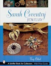 Sarah Coventry Jewelry Book with 432 color photos, values, index