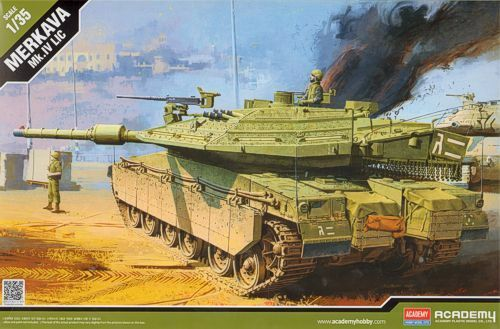 Academy 1 35 Merkava Mk. IV LIC