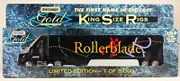 Matchbox Gold Collection King Size Rigs Rollerblade In Box 1996